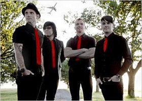 The Parlotones will be performing live at the Montagu golf club