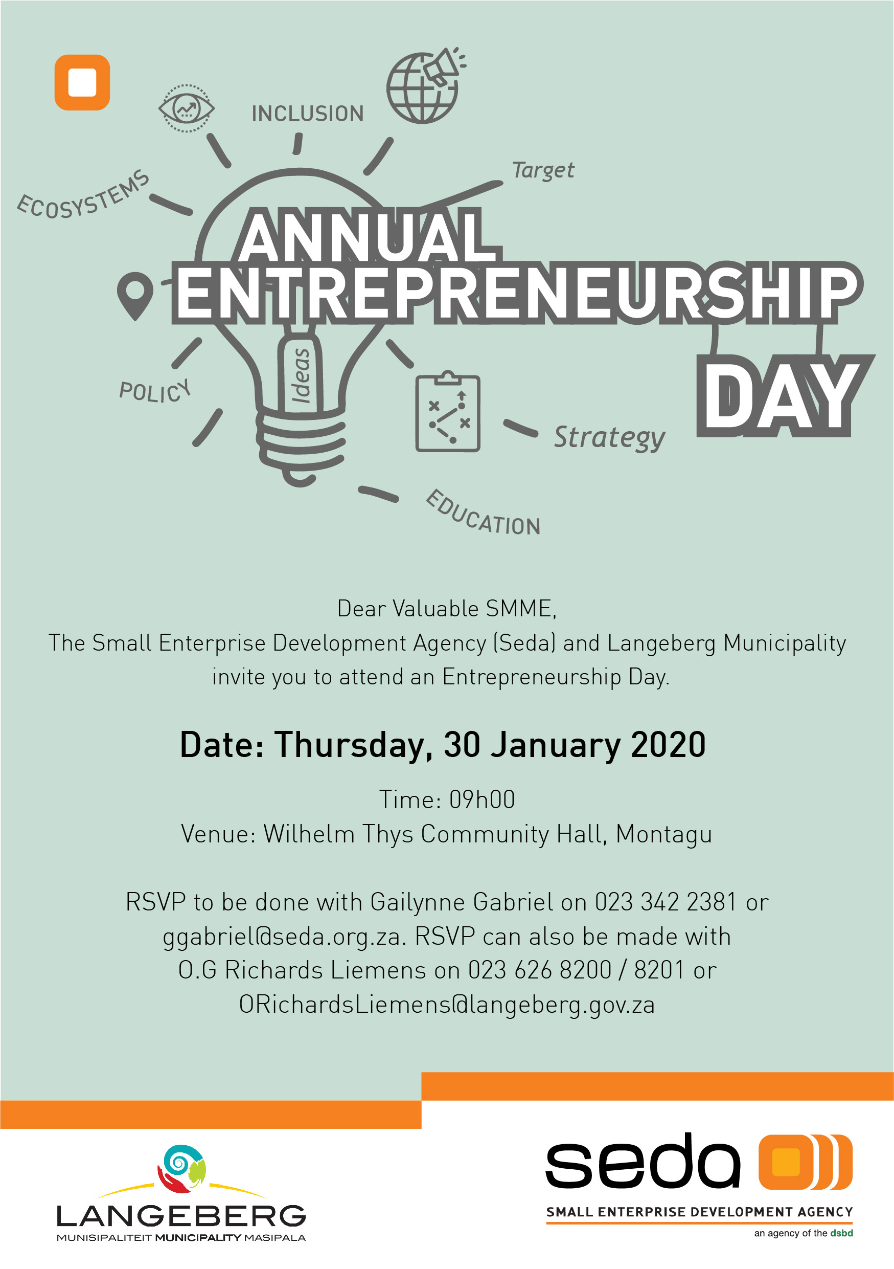WC Entrepreneurship Day invites 05